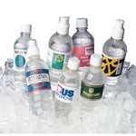 Twist Off Cap Bottled Water - Case Pricing