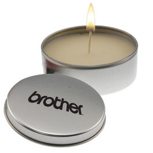 Aromatherapy Candle Tin 8oz