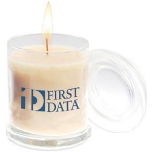 Aromatherapy Candle 12 oz Jar with Glass Lid