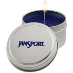 Aromatherapy Candle Tin 6 oz