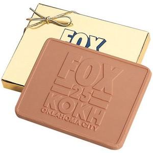 5 oz Custom Chocolate in Gift Box