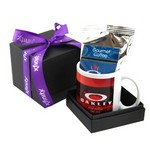 Full Color Mug & Coffee Deluxe Gift Box