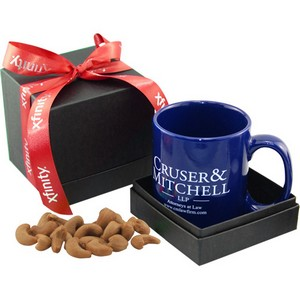 Mug & Cashews Gift Box