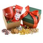 Mug and Chocolate Covered Raisins Gift Box