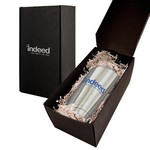 Soft Touch Gift Box with Vacuum Tumbler