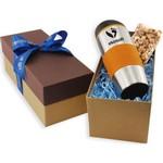Tumbler Gift Box- Caramel Popcorn