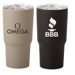 Soft Touch 20oz Tumbler