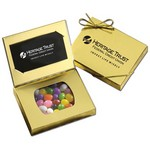 Business Card Box with Jelly Beans