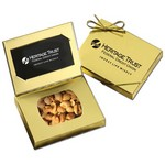 Business Card Box with Peanuts
