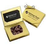 Business Card Box withChocolate Espresso Beans
