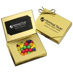 Business Card Box with Mini Jawbreakers