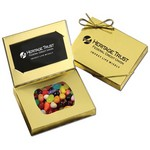 Business Card Box with Jelly Bellies