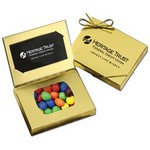 Business Card Box with Peanut M&M's