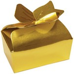 2 Chocolate Truffles in Bow Box