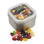 Window Tin with Jelly Bellies
