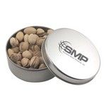 Round Tin with Pistachios