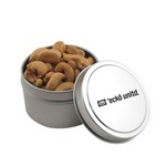 Round Tin with Cashews