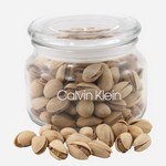 Jar with Pistachios
