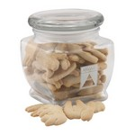 Jar with Animal Crackers