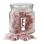Jar with Starlight Peppermints