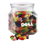 Jar with Jelly Bellies