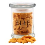 Jar with Goldfish