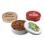 Gift Tin with Almonds