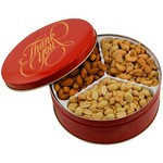 3 Way Nut Mix Tin