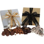 Nut and Chocolate Gift Box 24oz