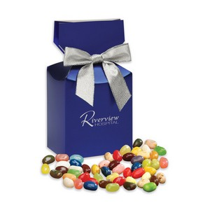 Jelly Belly Jelly Beans in Blue Premium Delights Gift Box