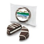 Dark Chocolate Covered Oreo Cookie Individually Wrapped