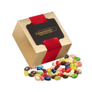 Jelly Belly Jelly Beans in Gold Gift Box