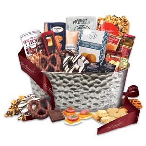 Epicurean Feast Gift Basket