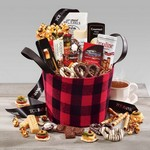 Cozy Chic Tote Gift Basket
