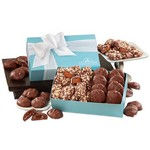Toffee & Turtles in Robin's Egg Blue Gift Box