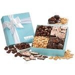 Touch of Class Chocolate and Nut Gift Box