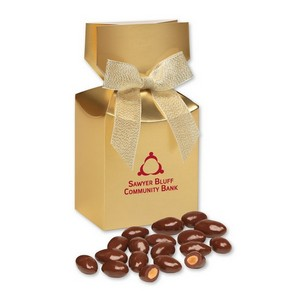 Chocolate Covered Almonds in Premium Delights Gift Box