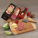 Shelf-Stable A Taste of Wisconsin - Cheese and Summer Sausage