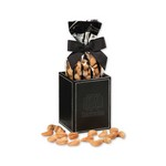 Faux Leather Pen & Pencil Cup with Extra Fancy Jumbo Cashews