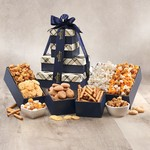 Classic Crunchy Favorites Tower