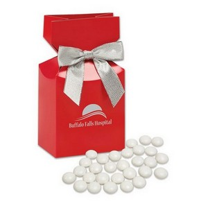Chocolate Gourmet Mints in Red Gift Box