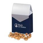 Extra Fancy Jumbo Cashews in Gable Top Gift Box