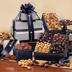 Sumptuous Chocolate Gift Tower