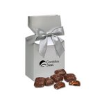 Chocolate Sea Salt Caramels