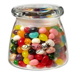 Vibe Glass Jar - Gourmet Jelly Beans (12.25 oz.)