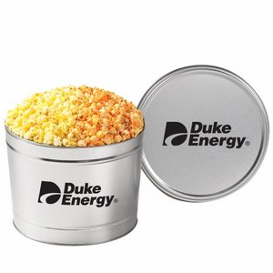 2 Way Popcorn Tins - (1.5 Gallon)