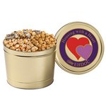 3 Way Gourmet Popcorn Tin (1.5 Gallon)