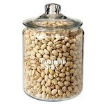 Gallon Glass Jar - Pistachios