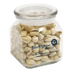 Contemporary Glass Jar - Pistachios (20 oz.)