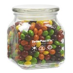 Contemporary Glass Jar - Skittles (20 oz.)